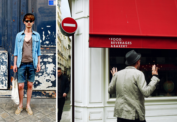 HiP Paris Blog, Swagger in Paris, TOF alias christophe hue, Parisian Male in the Spring