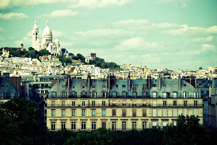 HiP Paris Blog, j.hietter, Left or Right Bank