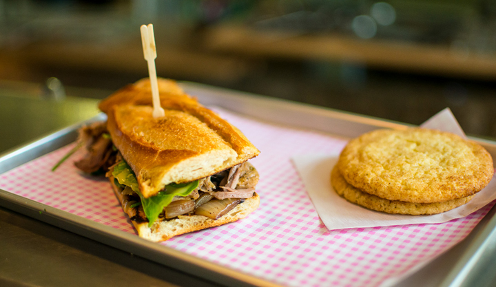 HiP Paris Blog, Diane Yoon, Verjus Sandwiches & Frenchie To Go