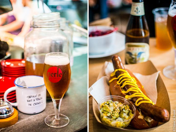 HiP Paris Blog, Diane Yoon, Verjus Sandwiches & Frenchie To Go