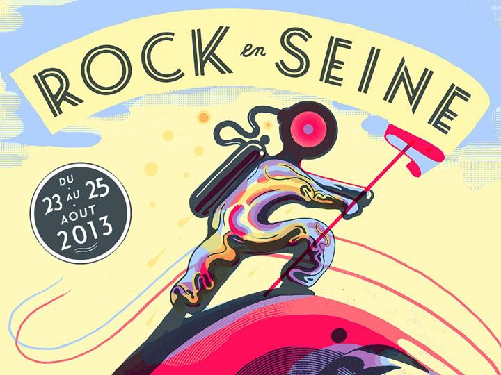 HiP Paris Blog, Rock en Seine, August Events