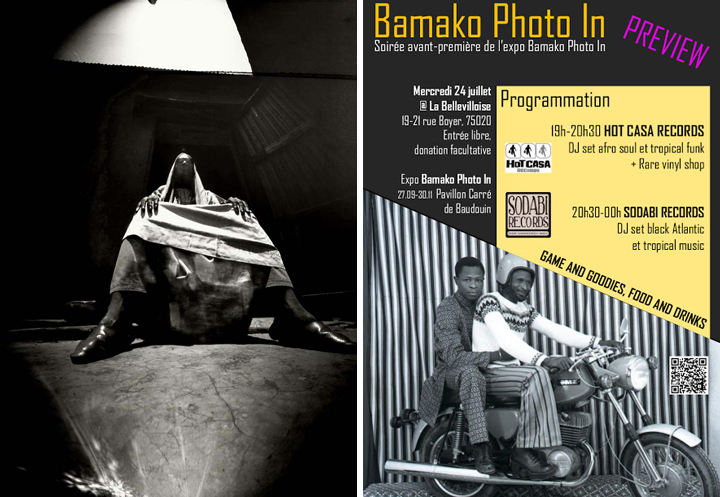HiP Paris Blog, Bamako Photo In Paris, September Events