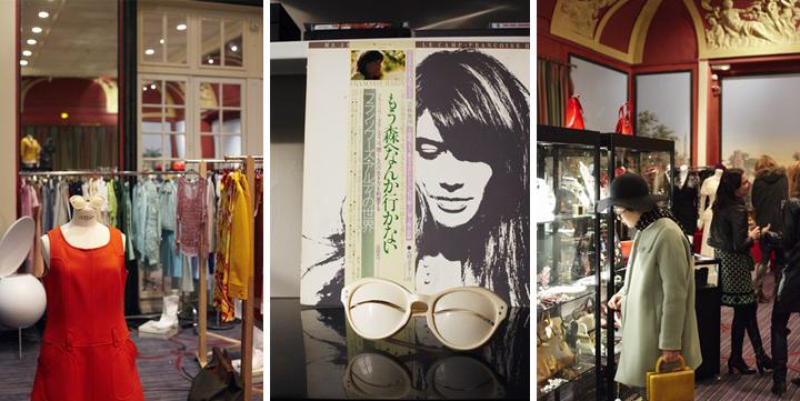 HiP Paris Blog, Les Collections Vintage, September Events