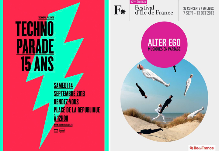 HiP Paris Blog, Techno Parade, Le Festival d'Ile de France, September Events