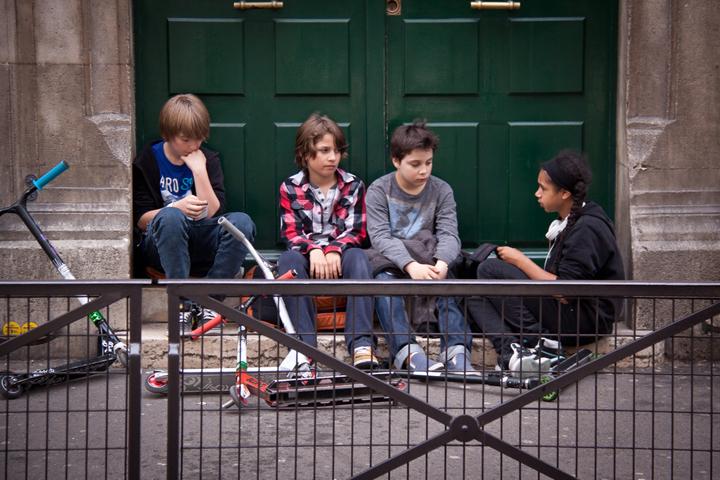 HiP Paris Blog, ChrisGoldNY, Private School in Paris