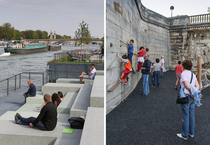 HiP Paris Blog, Didier Gauducheau, Les Berges