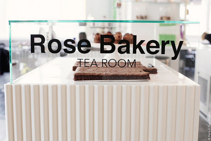 HiP Paris Blog, Carin Olsson, Tea Salons in Paris, Rose Bakery Tea Room