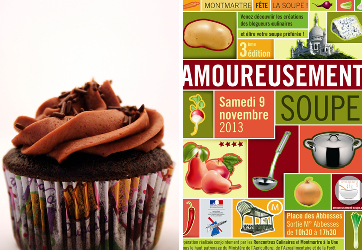 HiP Paris Blog, freakgirl, Amoureusement Soupe, November Events
