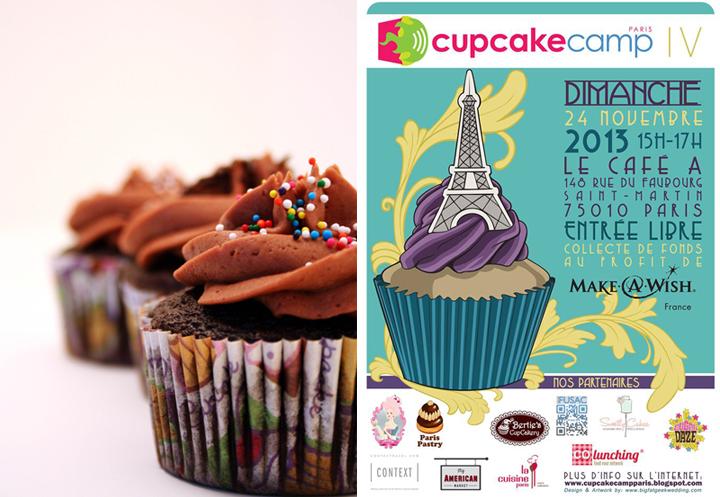 HiP Paris Blog, freakgirl, Cupcake Camp, November Events