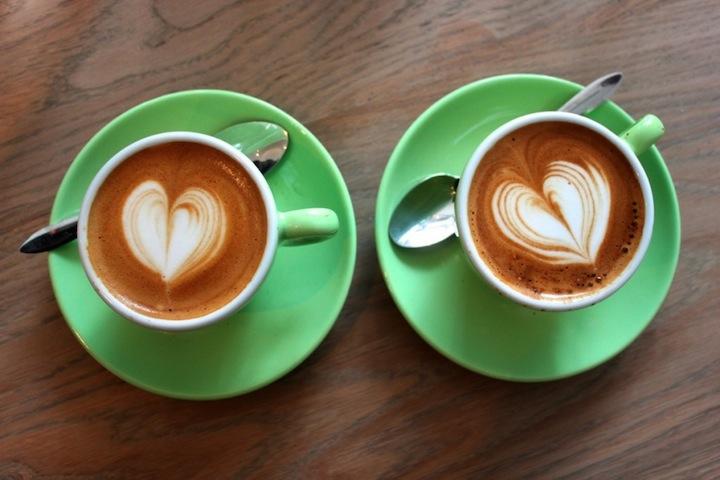 Fondation cafe TenDays in paris