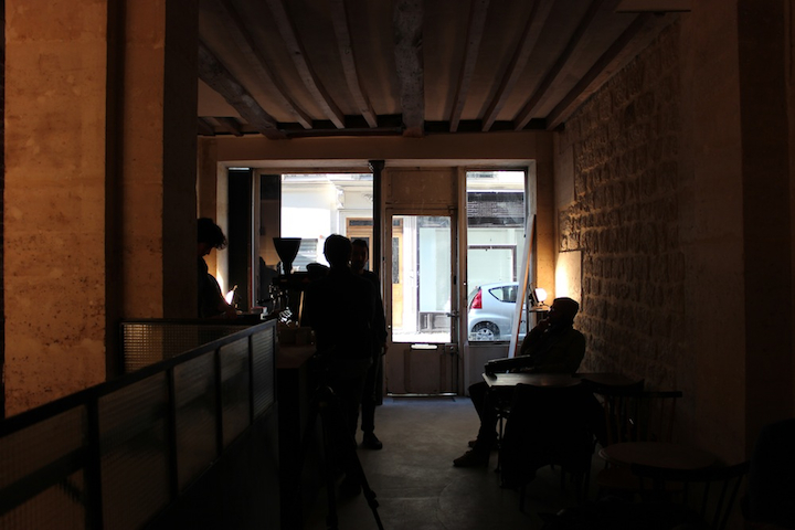 Fragments, New Coffe Round-up, HiP Paris Blog, Photo by Kim Laidlaw