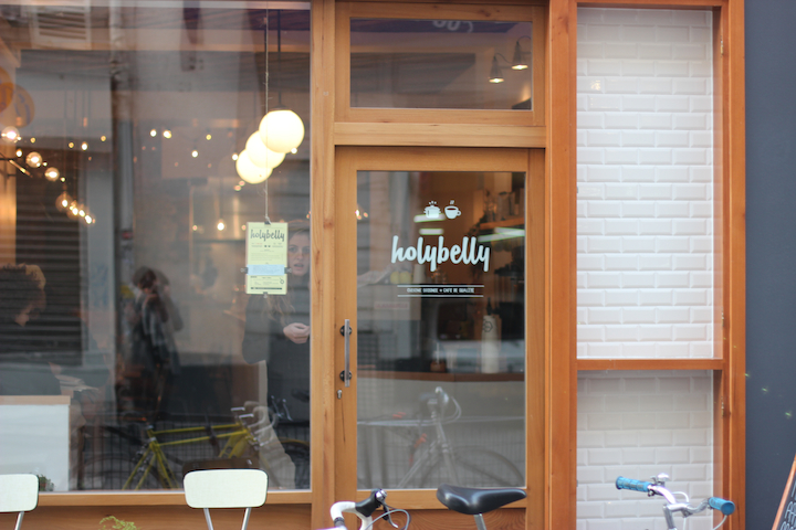 Holybelly, New Coffe Round-up, HiP Paris Blog, Photo by Kim Laidlaw