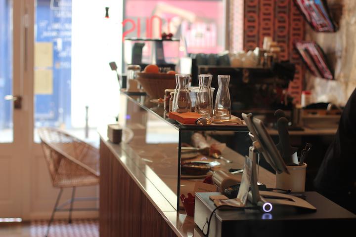 Loustic, New Coffe Round-up, HiP Paris Blog, Photo by Kim Laidlaw