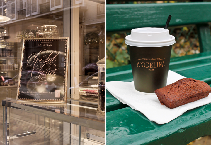 Hot Chocolate in Paris, Angelina, HiP Paris Blog, Photo by Aisling Greally 2