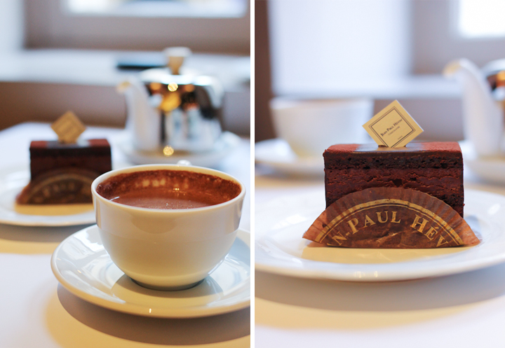 Hot Chocolate in Paris, Jean Paul Hevin, HiP Paris Blog, Photo by Aisling Greally 1