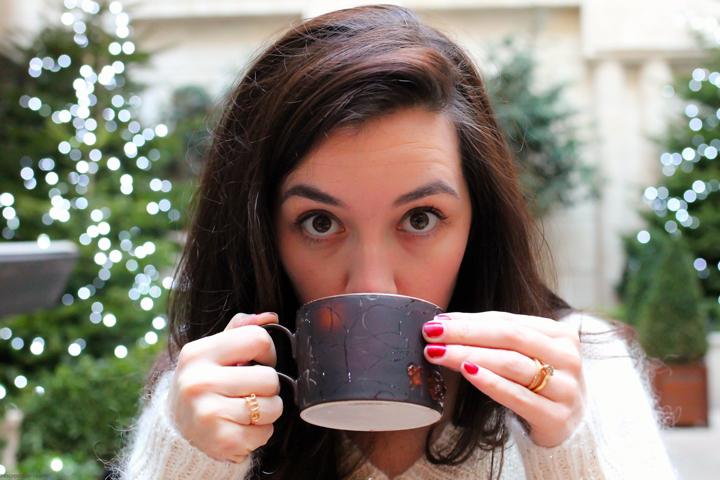 Hot Chocolate in Paris, Park Hyatt, HiP Paris Blog, Photo by Aisling Greally