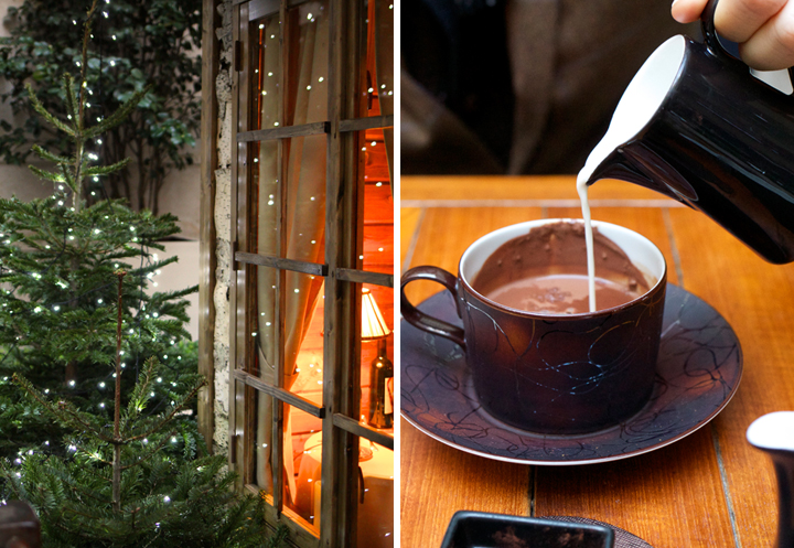Hot Chocolate in Paris, Park Hyatt, HiP Paris Blog, Photo by Aisling Greally 3