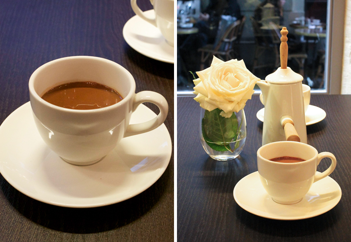 Hot Chocolate in Paris, UDAP, HiP Paris Blog, Photo by Aisling Greally
