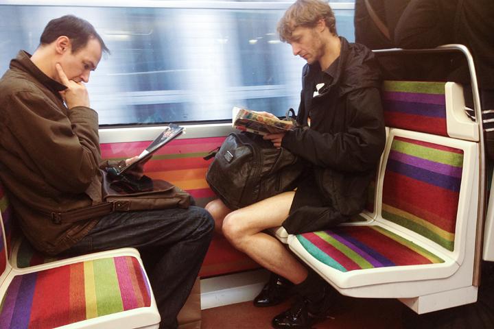 Sans Pantalons, HiP Paris Blog, Photo by Elise Marafioti 2