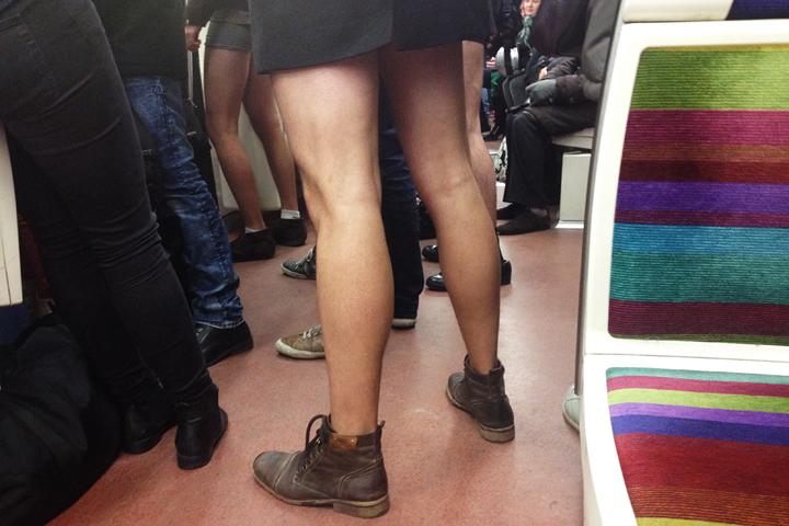 Sans Pantalons, HiP Paris Blog, Photo by Elise Marafioti 3