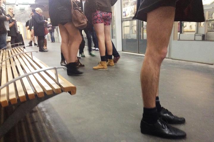 Sans Pantalons, HiP Paris Blog, Photo by Elise Marafioti 6