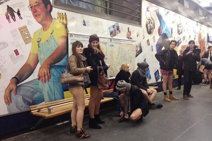 Sans Pantalons, HiP Paris Blog, Photo by Elise Marafioti 9