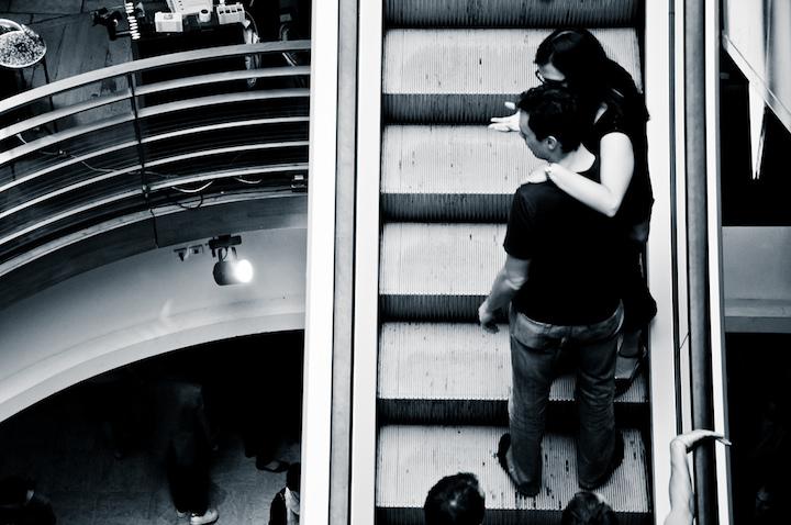 Flickr, Geomangio