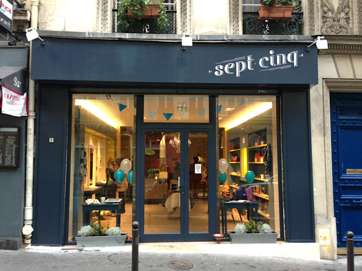 Sept Cinq, HiP Paris Blog, Photo by Sept Cinq