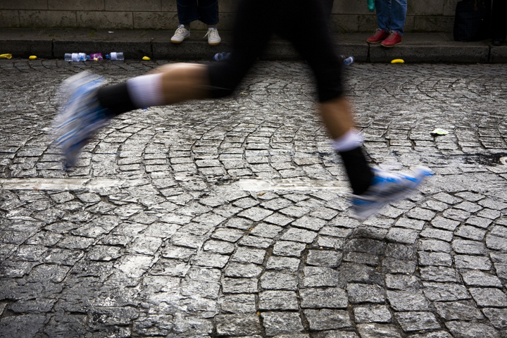 Jogging in Paris, HiP Paris Blog, Photo by looking4poetry