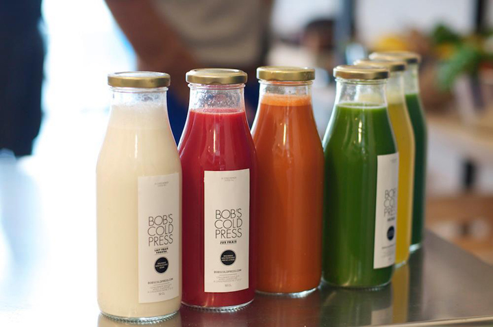 Juice Bar Roundup, HiP Paris Blog, Photo by Bob's Cold Press