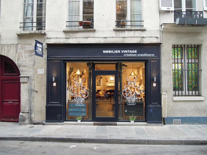 Hip paris blog nordic treats the best places to get a for Nordic design shop