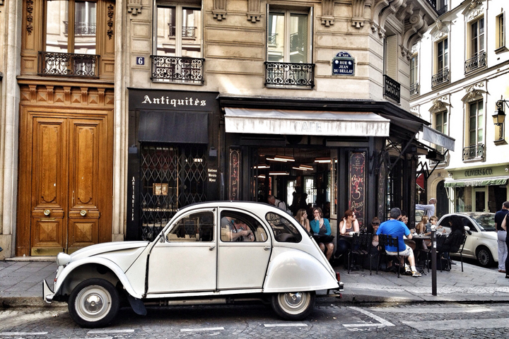 Hipster vs. Classic, HiP Paris Blog, Photo by Ana Luiza Oliveira