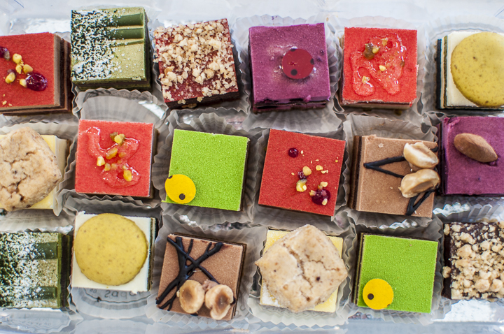 Japanese Pastries, Sadaharu Aoki, HiP Paris Blog, Photo by Sivan Askayo