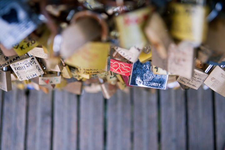 Love Locks, HiP Paris Blog, Photo by Derek Key