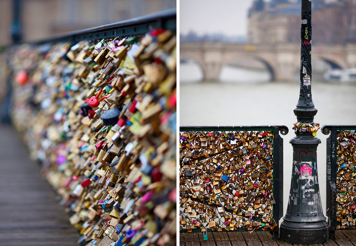 Love Locks, HiP Paris Blog, Photo by Pierre-Louis FERRER