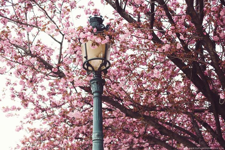 Paris in the Spring, HiP Paris Blog, Photo by Carin Olsson