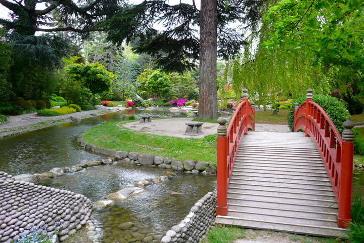 Paris in the Spring, Jardin Albert Kahn, HiP Paris Blog, Photo by Hotels Paris Rive Gauche 1