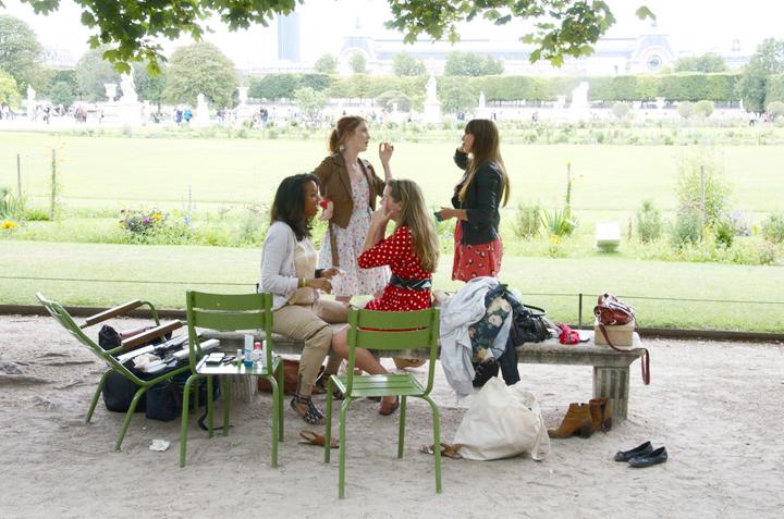 Parisian Beauty, HiP Paris Blog, Photo by Ben Tilley