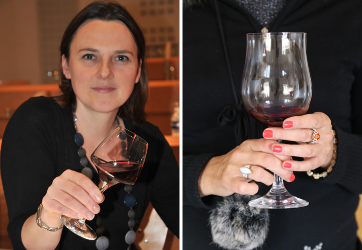 Women of Burgundy, HiP Paris Blog, Photo by Casey Hatfield