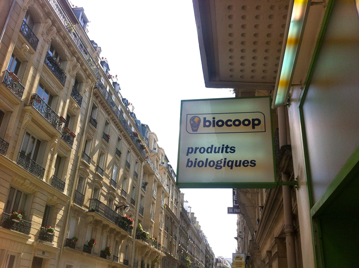 Bio Shops in Paris, HiP Paris Blog, Emily Poulain