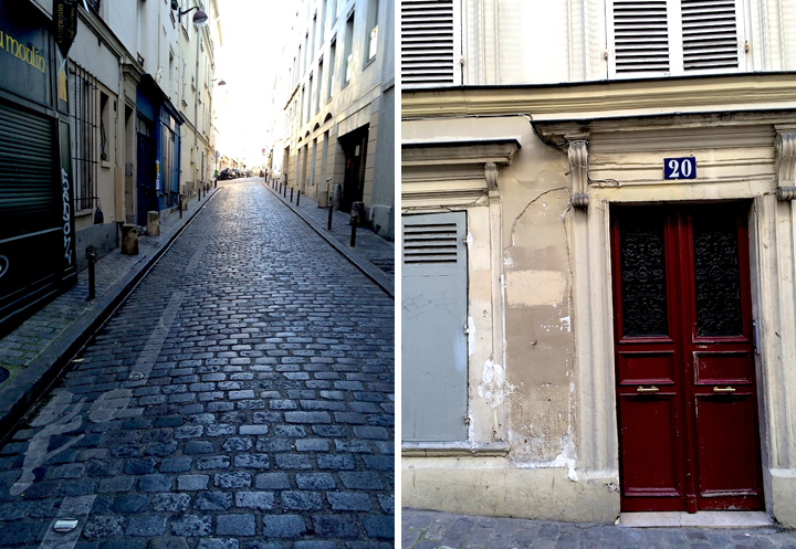 My Montmartre, HiP Paris Blog, Photo by Erica Berman