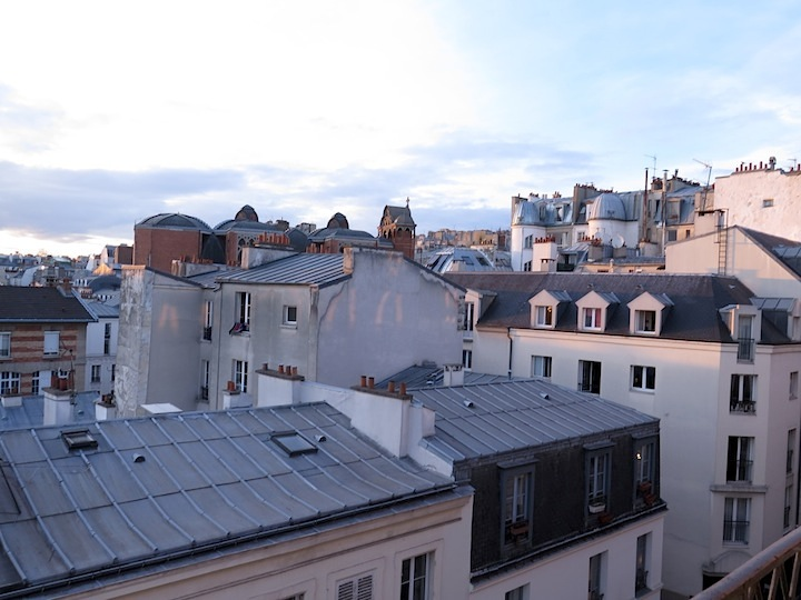 My Montmartre, Photo by Erica Berman, Erica's Montmartre view