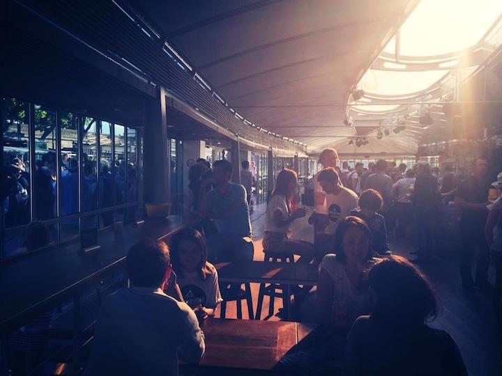 HiP Paris Blog, July Events, Rosa Bonheur sur Seine