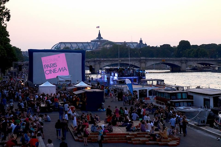 HiP Paris Blog, July Events, Paris Cinema Festival