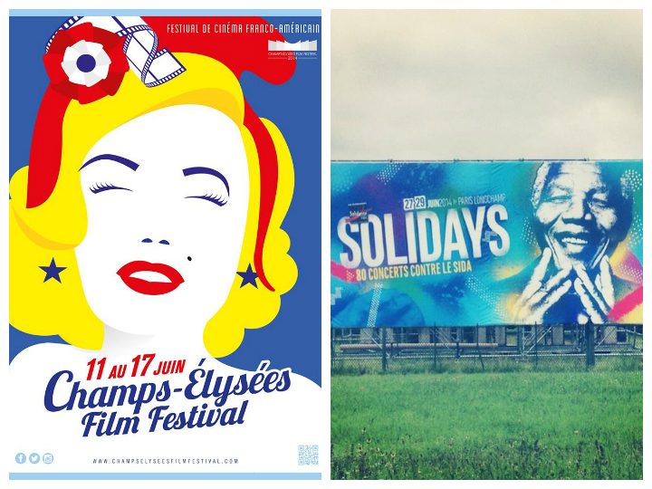 Champs-Elysees Film Festival/Solidays