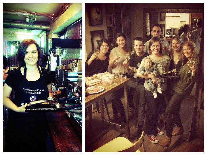 Magda, Cafe Lomi