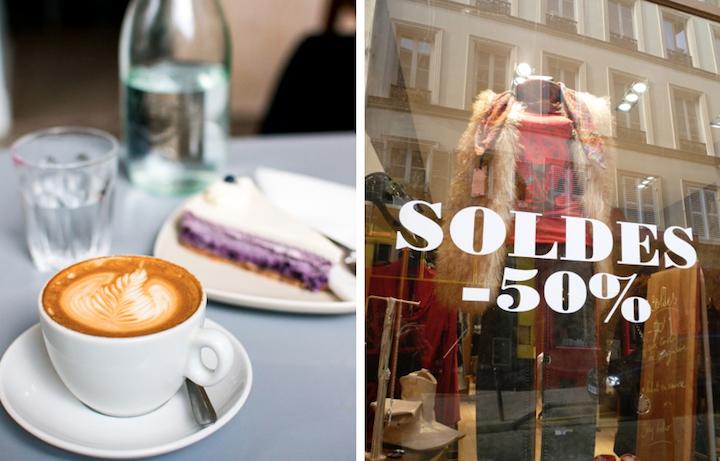 HiP Paris Blog, Les Soldes, Diane Yoon/Erica Berman