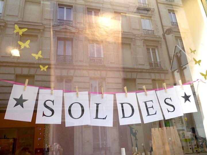 HiP Paris Blog, Les Soldes, Erica Berman