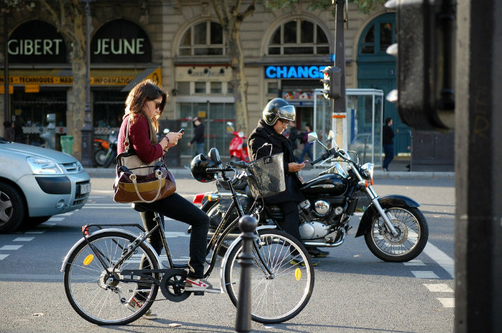 Paris on Two Wheels: Our Tips for Navigating the City of Light by Bicycle