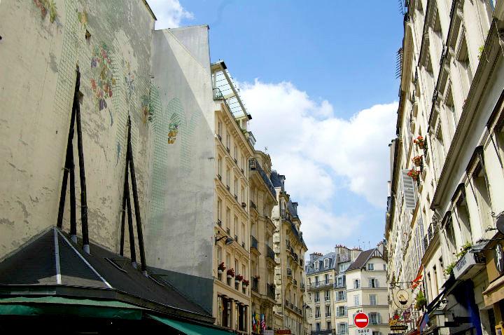 HiP Paris Blog, Isabel Miller-Bottome, Andre Des Arts